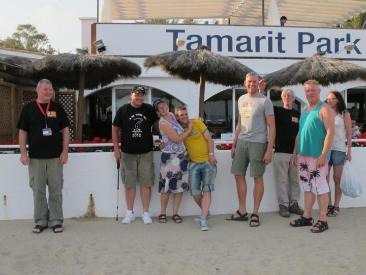 Beach Restaurant.