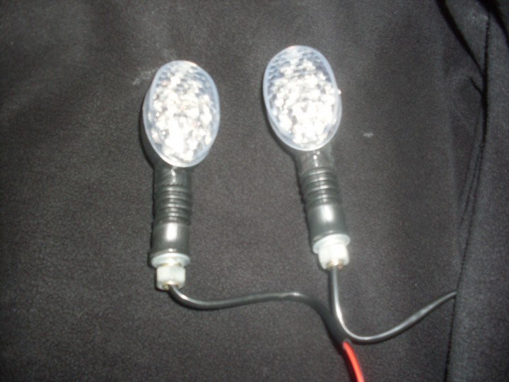 Led blinkers från DX.com